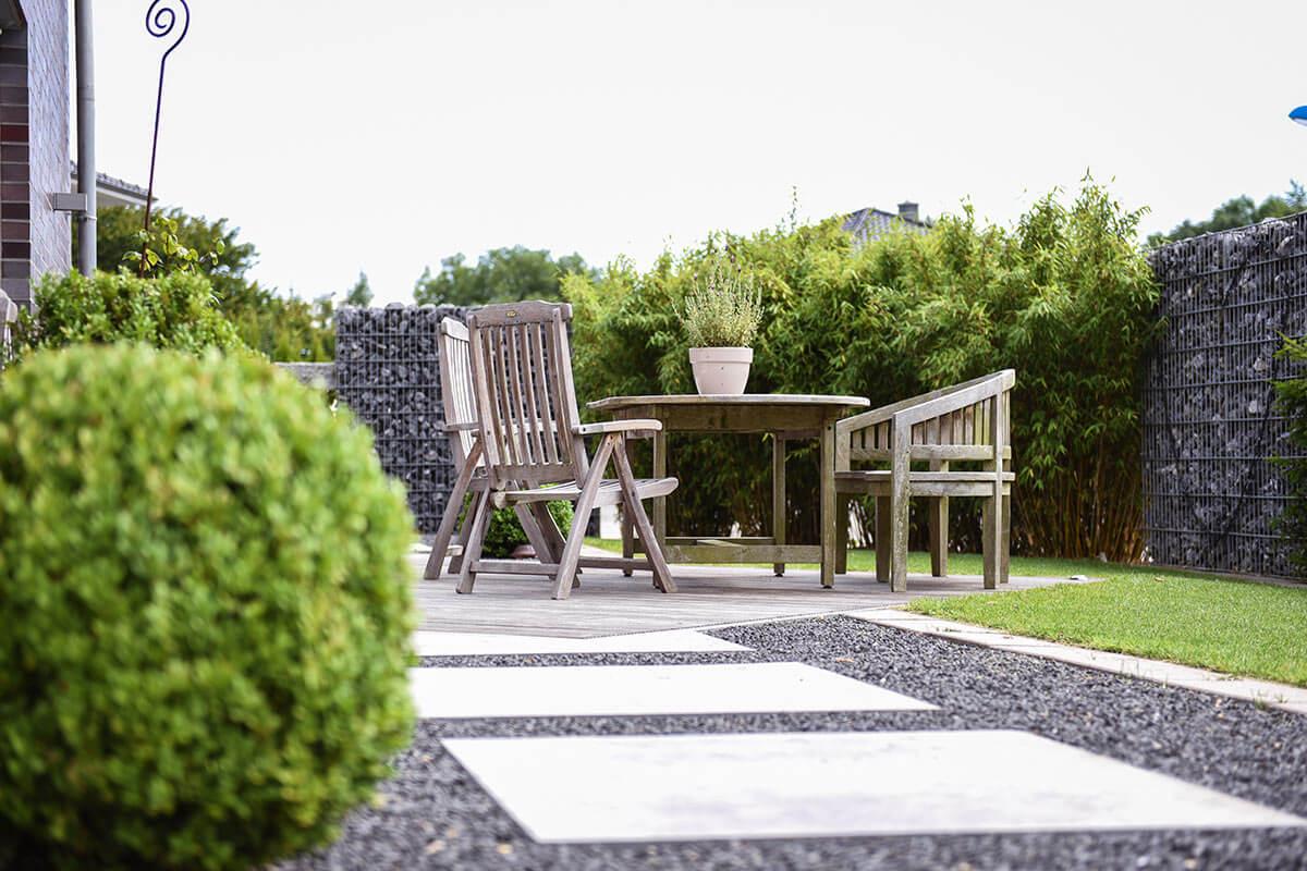 terrassengestaltung von galanet: professionell und kreativ - Terrassengestaltung Mit Wasserbecken