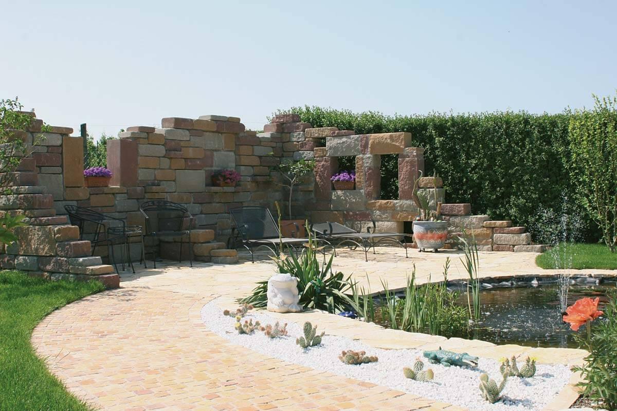 Gartengestaltung f r private traumg rten galanet for Gartengestaltung mediterran