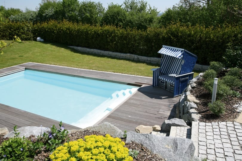 Garten pool contemporary garten pool pools for home nice for Obi holzpool