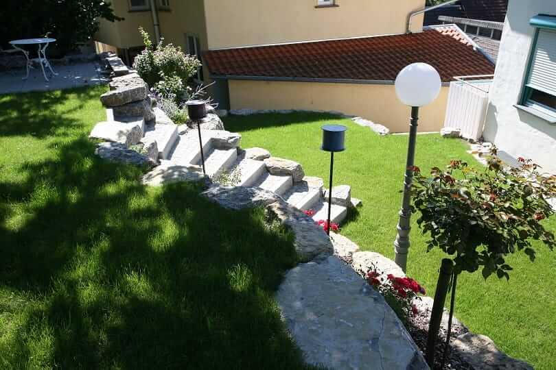 eindrucksvolle gartenbeleuchtung tipps ideen von galanet. Black Bedroom Furniture Sets. Home Design Ideas