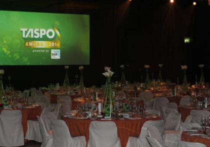 TASPO Awards 2016 und GALANET mit dabei
