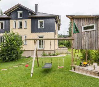 Familiengarten im neuen Glanz