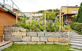 Perfekte Qualität im Mauerbau ist unser Anspruch