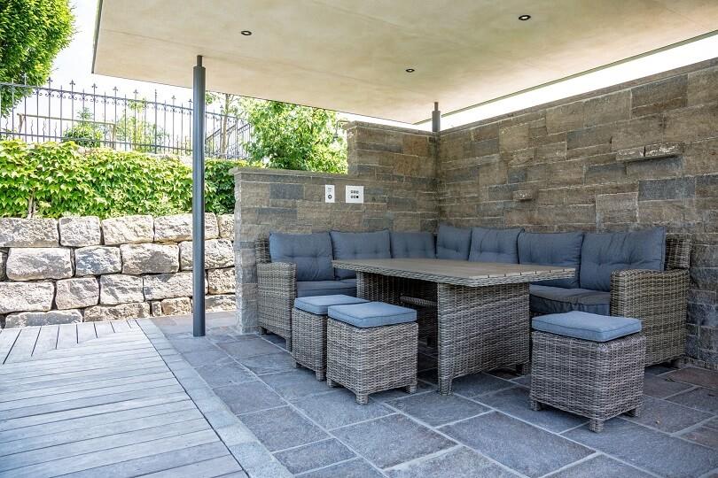 Sichtschutz Fur Die Terrasse Moderne Losungen Galanet