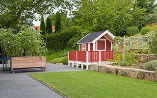 Gartenarten