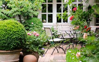 Gartenstile