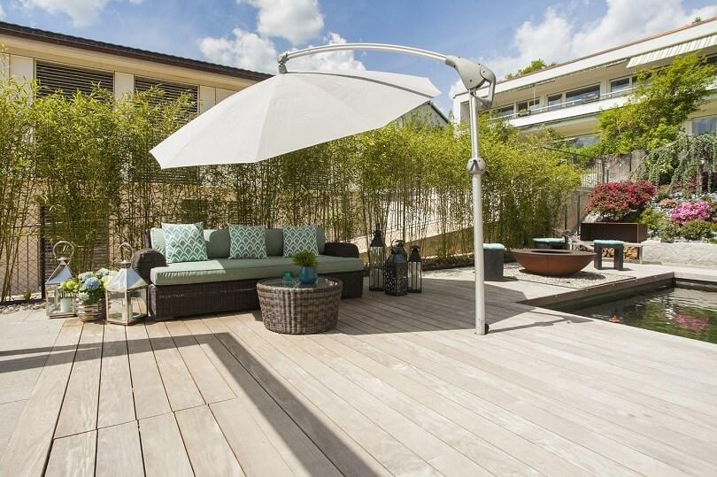 Beliebte Gestaltungsmöglichkeiten für Terrassen| GALANET