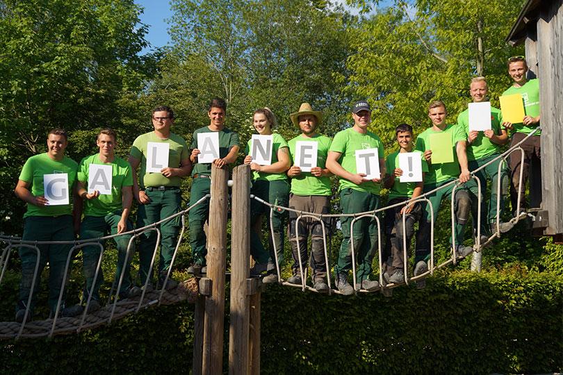 Landschaftsgärtner Cup 2019